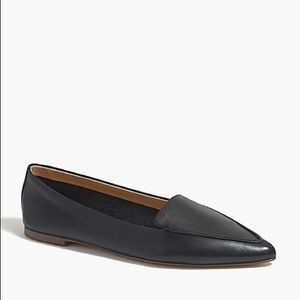 J.CREW Factory Edie Leather Loafers 5.5 NEW IN BOX